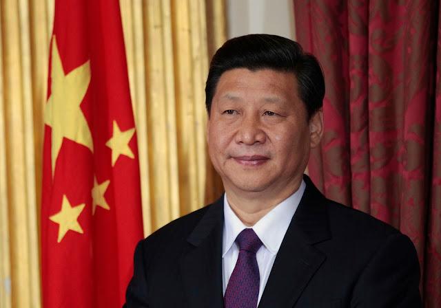 Kepala Pemerintah Republik Rakyat Tiongkok (RRT): Xi Jinping