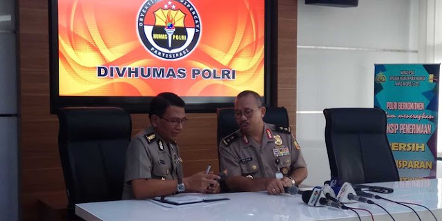 Polisi Akan Tindak HTI jika Dakwah Berisi Politik dan Anti-Pancasila