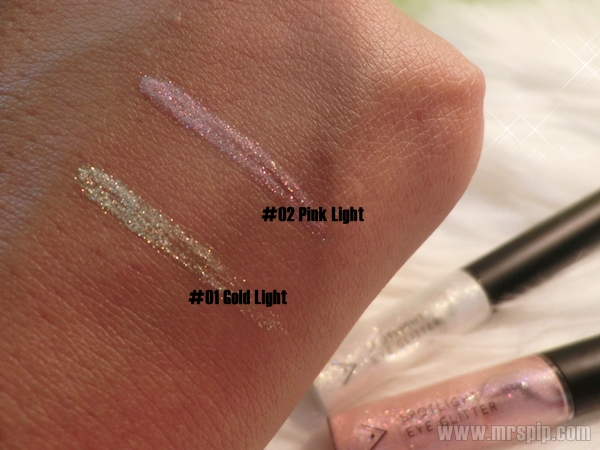 Althea spot light eye glitter