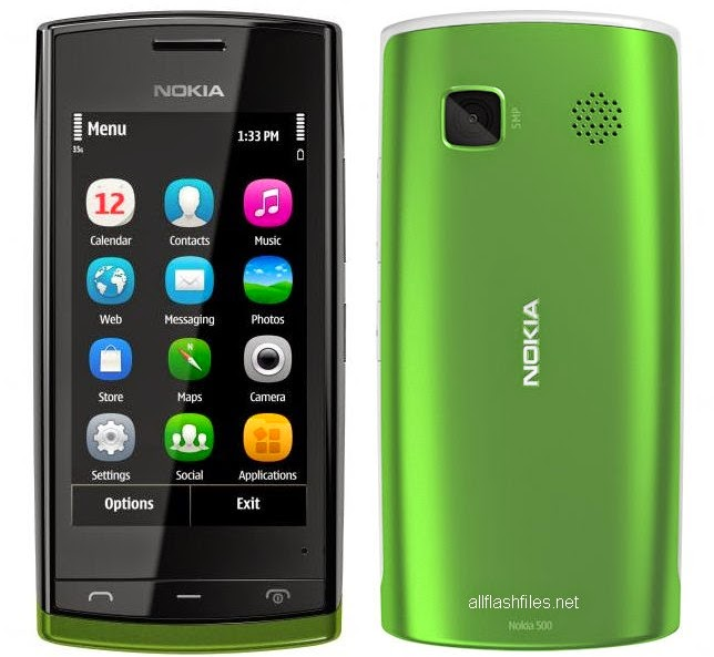 Nokia 500 RM-750 Flash File/Firmware Free Download -