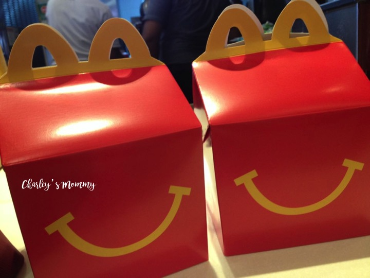 Charley's Mommy : McDonald's Did It Again! Exploding Cuteness in