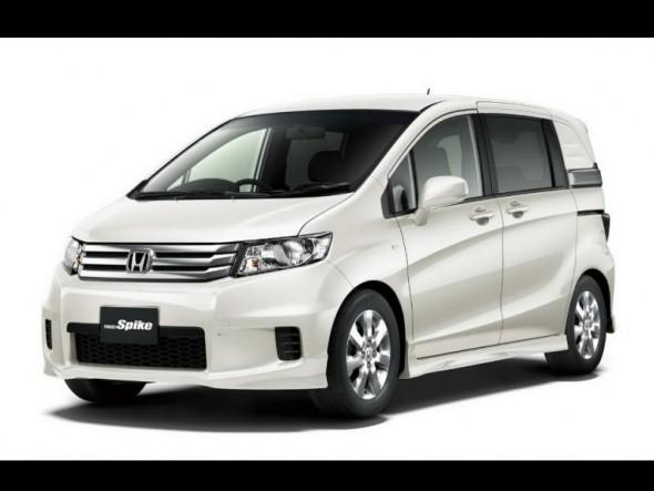car review 2012 honda freed hybrid. Black Bedroom Furniture Sets. Home Design Ideas