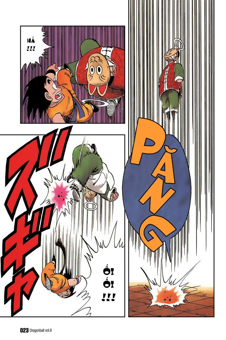Dragon Ball chap 106 trang 4