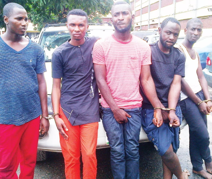 armed robbers attack onazi father arrested lagos