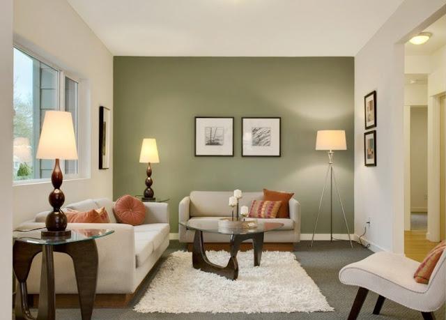Desain Interior Ruang Tamu 3x3