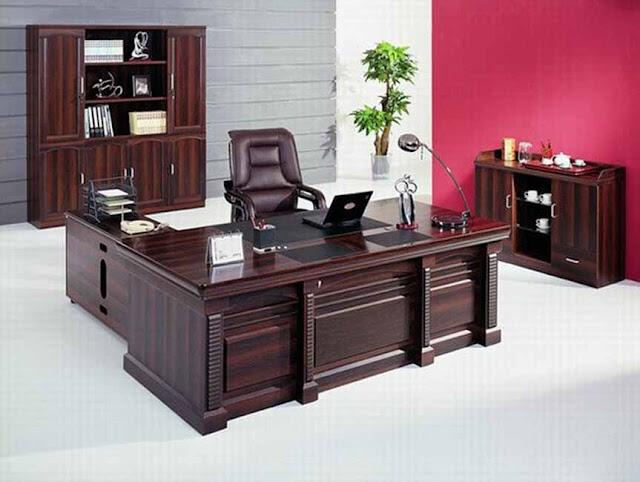 Plans de mobilier de bureau pour la maison