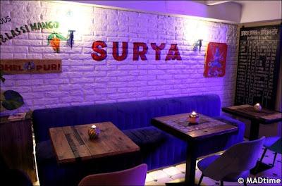 Surya en Callao