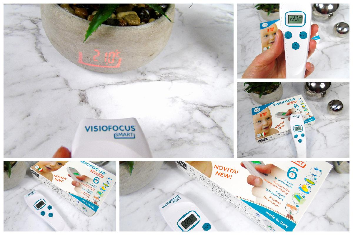 Termometr Visiofocus smart - Obowiązkowy element każdej domowej apteczki