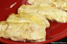 EASY BAKED ENCHILADA CHICKEN