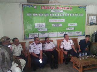 KSOP Kelas Dua Cirebon Turun  Langsung Untuk Mendengar Keluhan Masyarakat Terkait Debu Batu Bara