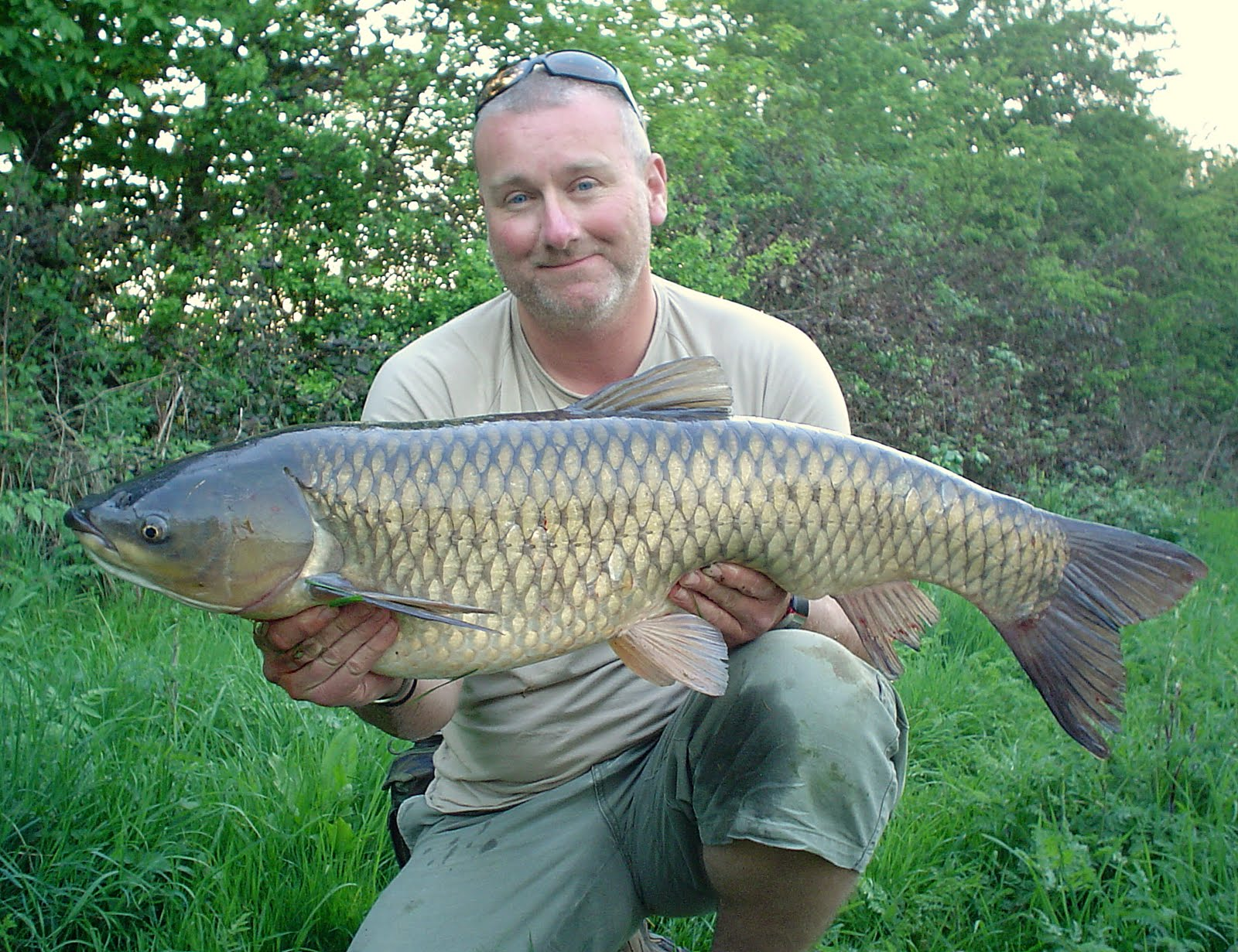 World Record Grass Carp