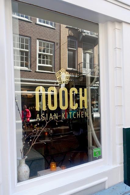 Nooch restaurant Amsterdam