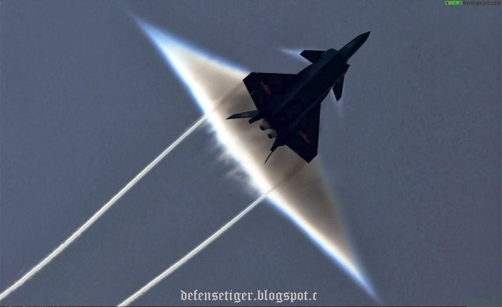 Defense Strategies: Stealth Changes for China's Stealth ...