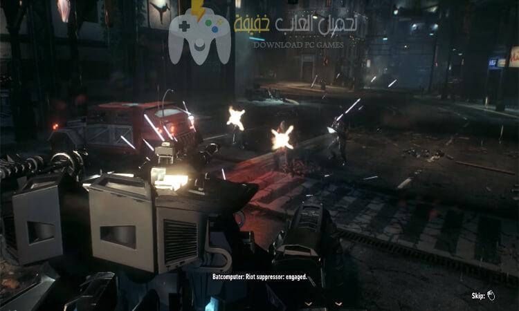 تحميل لعبة Batman Arkham Knight بحجم صغير