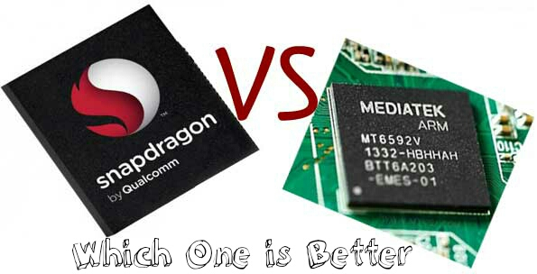 Snapdragon Vs Mediatek processor