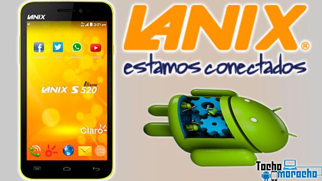 revivir cualquier teléfono Lanix ILIUM con Flash Tools