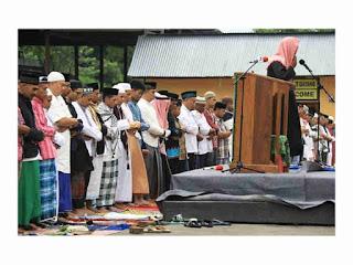Arti Idul Fitri 1440 H Bagi Umat Muslim di Tanimbar