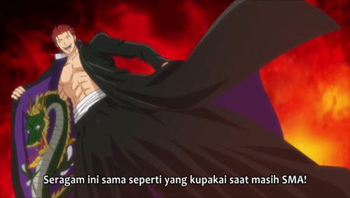 Youkai Apartment no Yuuga na Nichijou Episode 23 Subtitle Indonesia