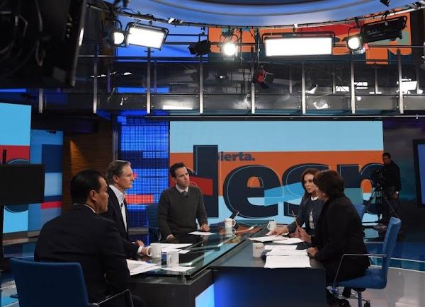 Repudian presencia de Loret de Mola y Televisa en Juchitán, Oaxaca.