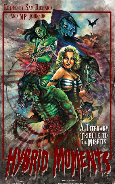 Hybrid Moments: A Literary Tribute to the Misfits (my own story's included!)