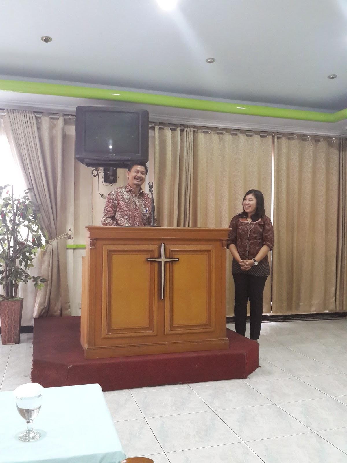 Oikumene Djp Palembang Februari 2015 - Perkawinan Oikumene, Acara Pemberkatan Nikah Yoseph Gereja Toraja Jemaat Bandung Facebook