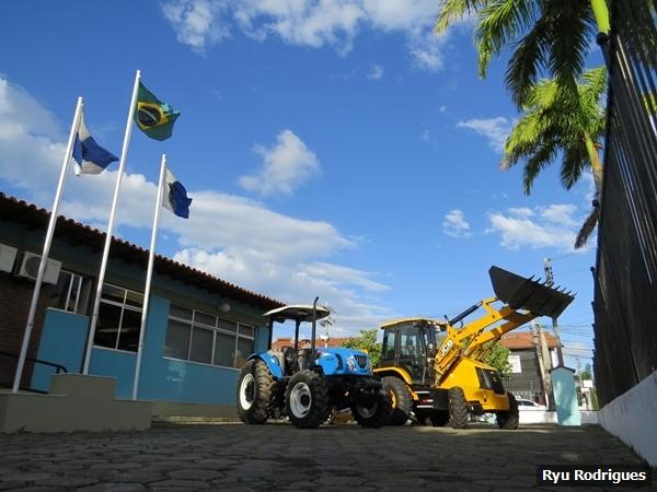 Governo Municipal adquire novas máquinas para patrulha mecanizada rural