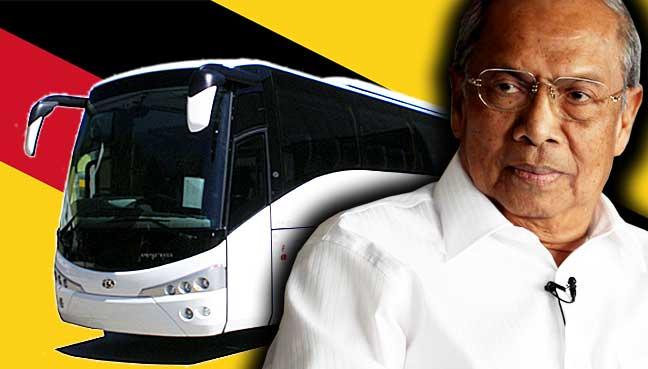 Perkhidmatan Bas Percuma? Buatlah Di Selangor & Penang Dulu - Adenan