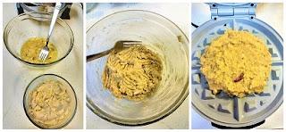Preparation Plantain-Malanga Waffles (Paleo, Whole30, Nut-Free,Grainfree,Vegan, Plantbased).jpg