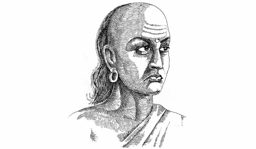 चाणक्य की जीवन कहानी - Life Story of Chanakya in Hindi - Biography of Acharya Chanakya in Hindi