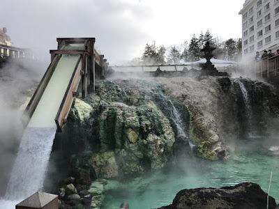 吉方位 草津温泉