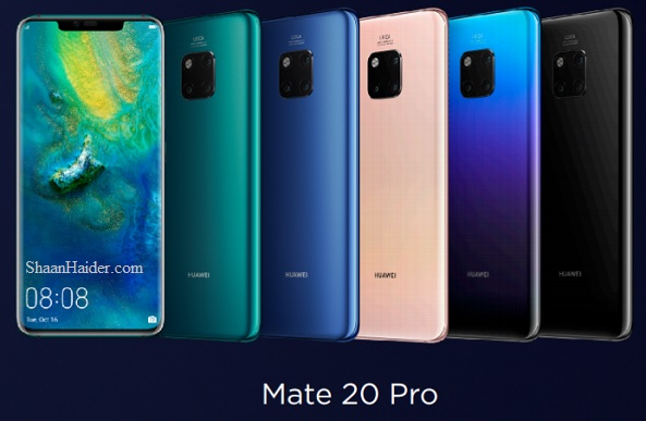 Huawei Mate 20 Pro Launched In India At 69 990 Inr Geeky Stuffs