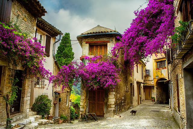 Primavera na França
