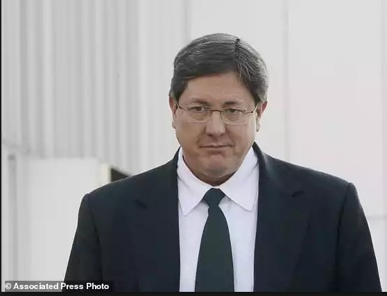 Fuhitive Polygamist Lyle Jeffs Caught After  One Year on The Run, FBI says