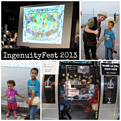 Clue into Ingenuity Fest Cleveland