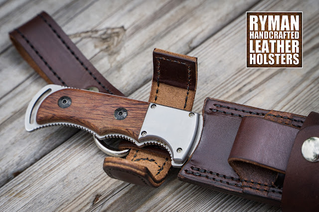 Modular Sheath System (MSS) by Ryman Holsters
