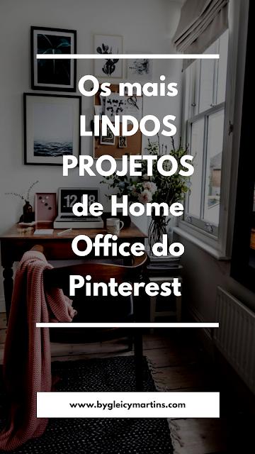 inspiração home office pinterest