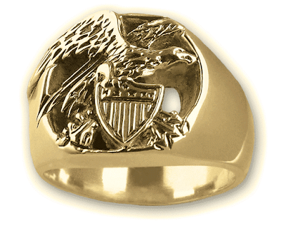 Latest Gold Rings for Men 2015