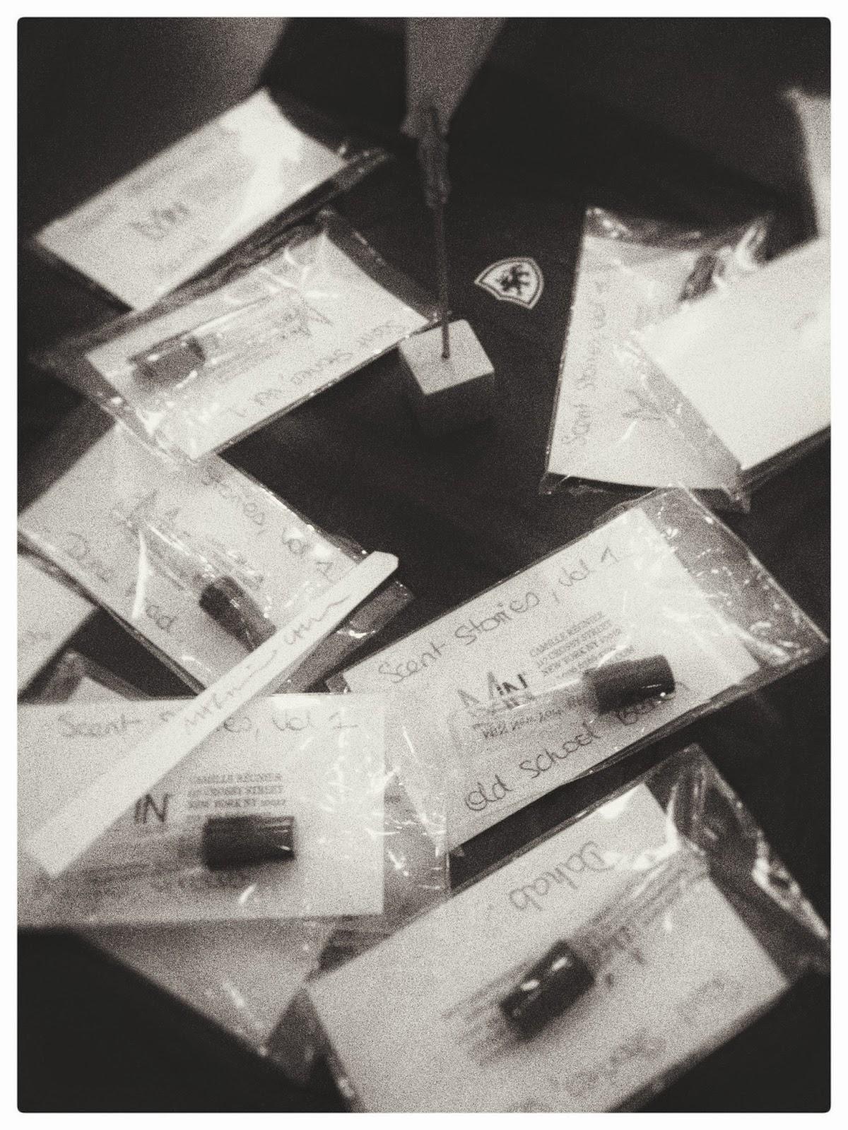 da752e739be1 The Silver Fox  Vagabond Polaroids   Scent Stories Vol I  by MiN New ...