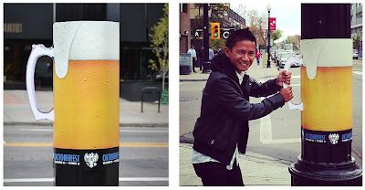 cerveza gigante