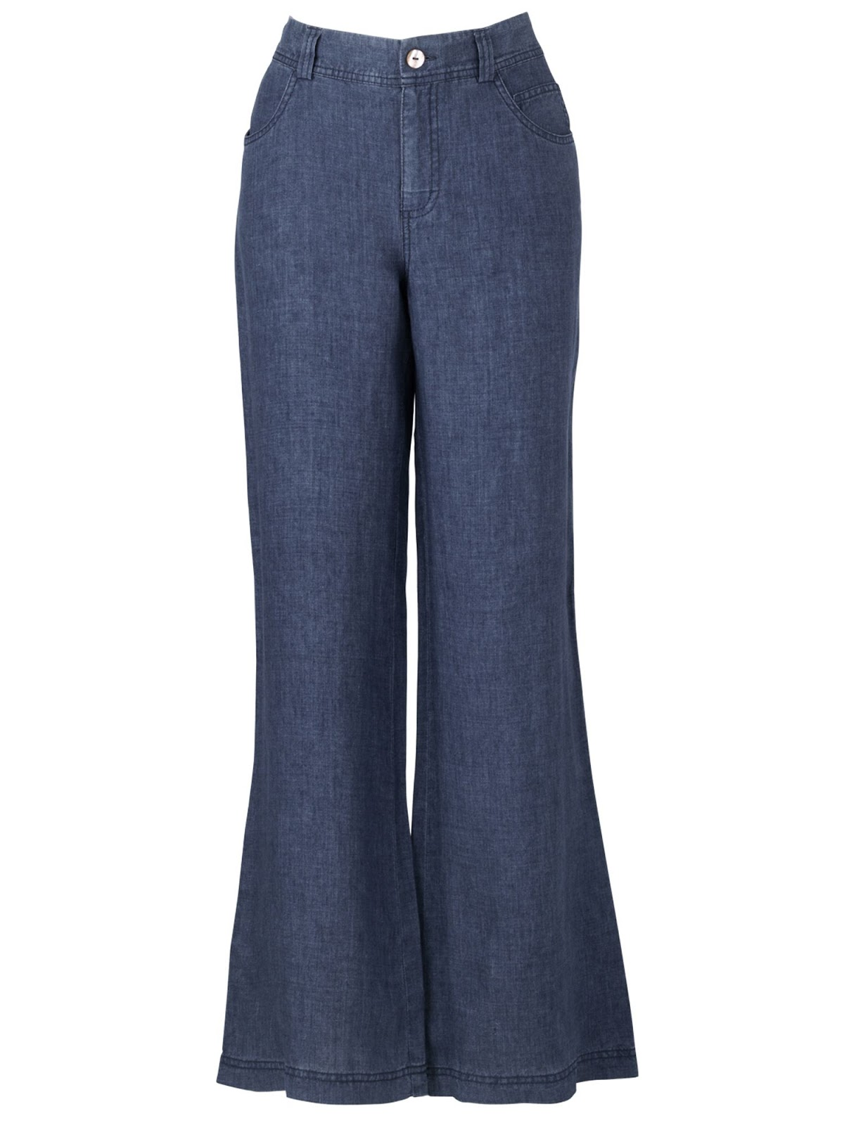 Only Women Secrets 15 Elegant Flared Trousers