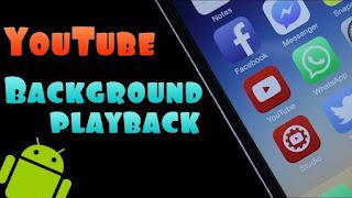Youtube v13.23.59 Black Theme No Ads Mod Ad Free Background Play Apk