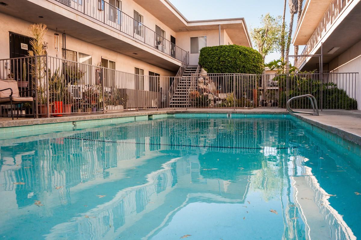 The Karate Kid Blog South Seas Apartments