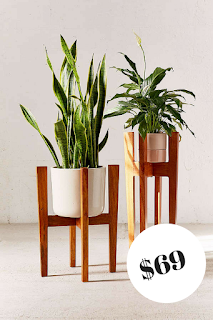Urban Outfitters Standing Planter