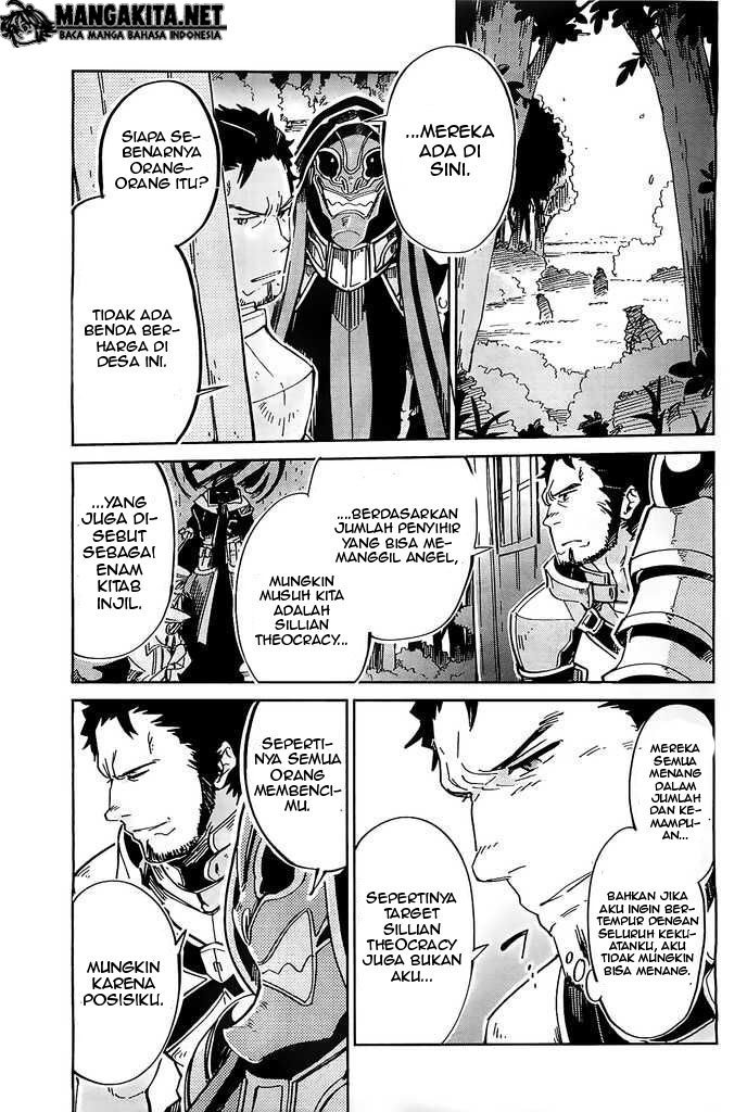 Manga Overlord Chapter 3 Bahasa Indonesia