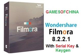 WONDERSHARE FILMORA 8.2.2.1 Cover Photo