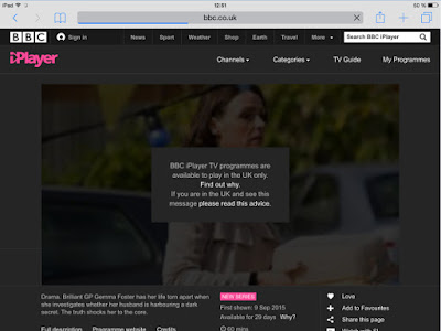 bbc iPlayer en France VPN Angleterre Royaume-Uni