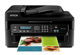 Epson WorkForce WF-2532 Driver Download - Windows, Mac