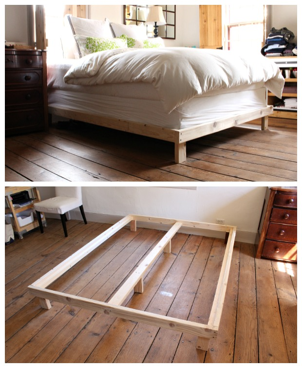 diy platfrom bed