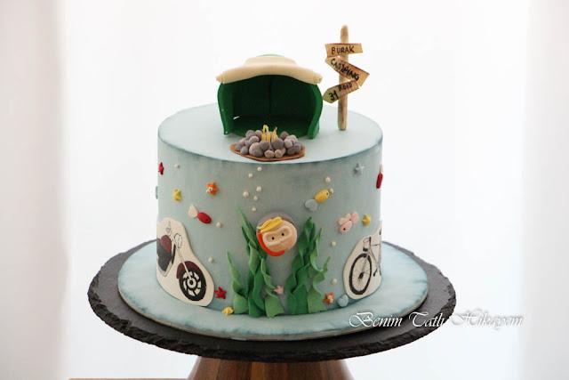 kamp pastası