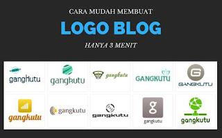 Cara Mudah Membuat Logo Blog Hanya 3 Menit